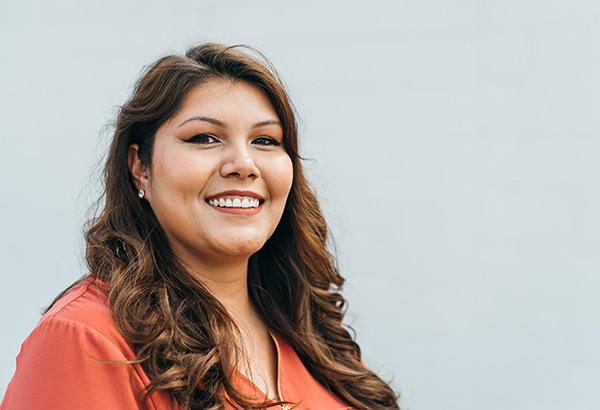 Brenda Orona, commercial administrative coordinator