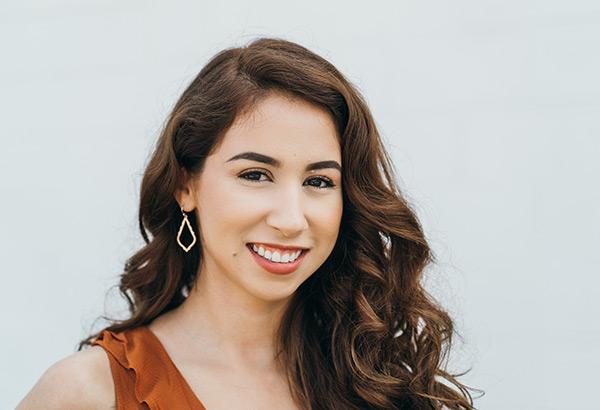 Erika Valdes, residential administrative coordinator