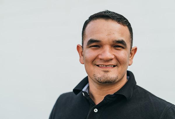 Gaspar Ramirez, senior estimator