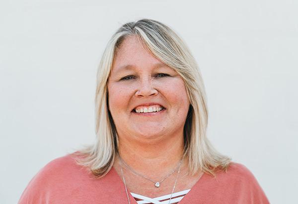 Lisa Jeter, schedule coordinator